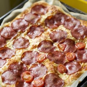 Pizza juureen